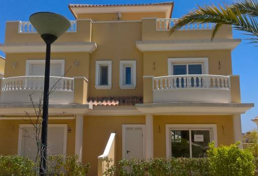 Duplex - New Build - San Fulgencio - Urbanization La Marina