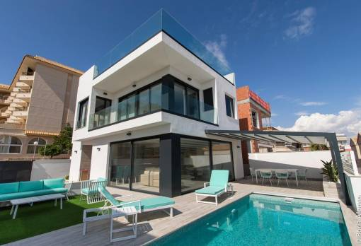Luxury villa - New Build - Guardamar del Segura - Guardamar