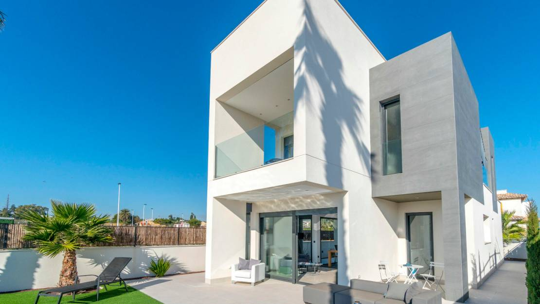 New Build - Luxury villa - Elche - El Pinet