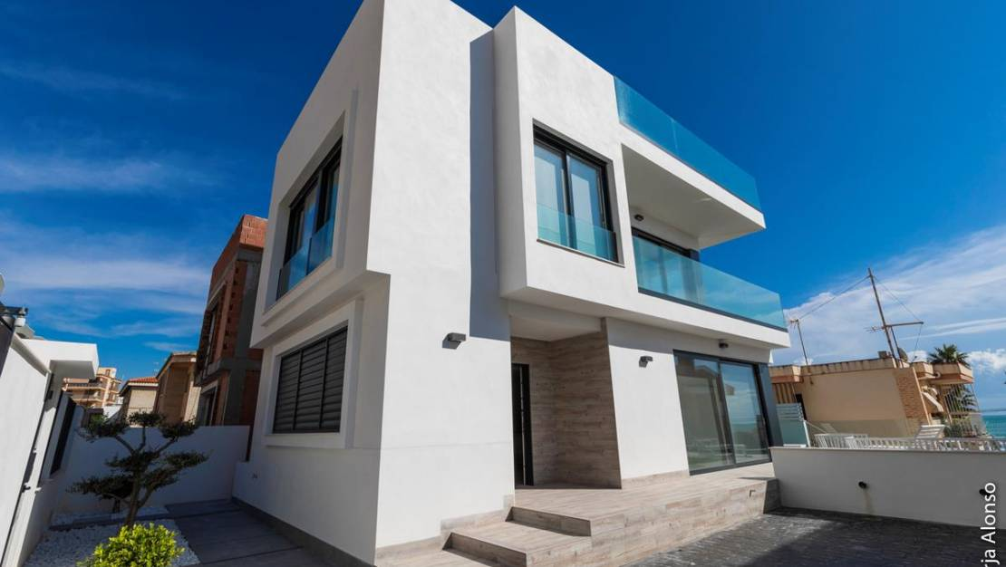 New Build - Luxusvilla - Guardamar del Segura - Guardamar