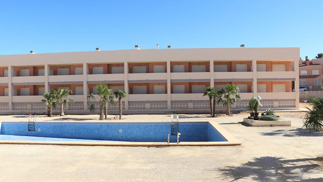 New Build - Wohnung - Gran Alacant