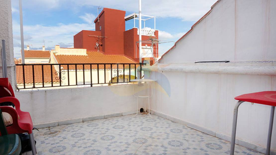 Sale - Terraced house - San Fulgencio - Urb. La Marina