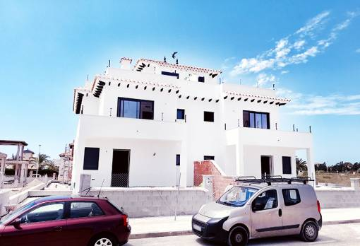 Terraced house - New Build - Elche - El Pinet