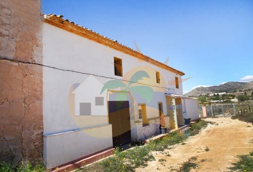 Terraced house - Sale - La Romana - Ptda. Alcana
