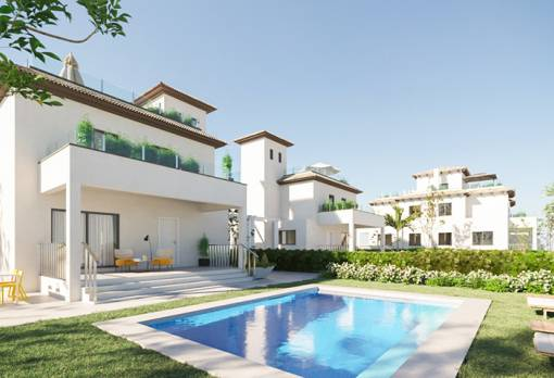 Villa - New Build - Elche - El Pinet