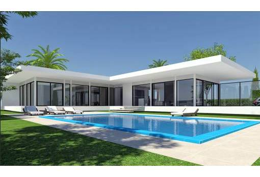 Villa - New Build - San Fulgencio - Urb. La Escuera